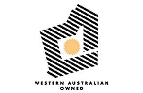 Western Australian Owned logo